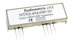 Radiometrix NTX2 modul